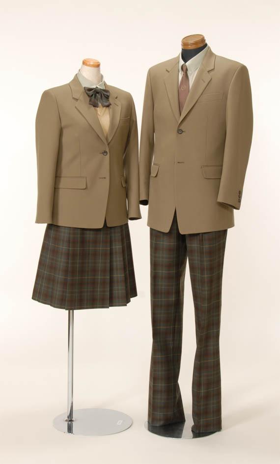 高崎経済大学附属高等学校制服画像